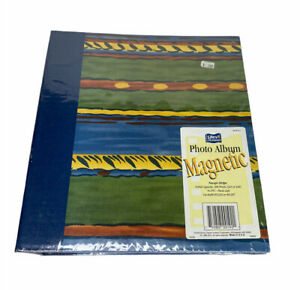 Magnetic Magic Life's Moment Photo Album NOS Vintage 40 Sheets 12x11 Made In USA