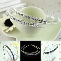 Best Chic Fashion Metal Rhinestone Head Chain Jewelry Headband Head Hair band