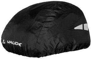 Vaude Helm Regenüberzug in schwarz, Helmet Raincover