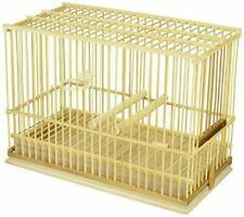 Natural Pet Foods Bird Cage Takekago made of Bamboo New from Japan