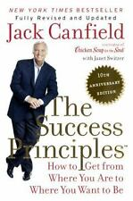 Where You Want to Be? Successful? Simple Steps to get there - by Jack Canfield