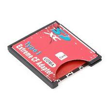 WiFi SD SDHC SDXC Um Typ II Compact Flash Speicherkarte Adapter ReadHT