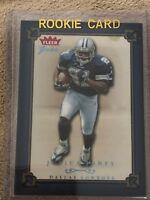 2004 Fleer Greats Julius Jones Rookie 609/999 football card NM-MT