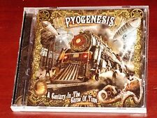 Pyogenesis: A Century In The Curse Of Time CD 2015 AFM Records USA AFM 544-2
