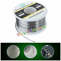100g 1mm 60/40 Flux Reel/Tube Tin Lead Rosin Core Soldering Wire Welding Iron