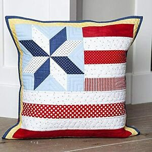 Riley-Blake Designs 2021 Pillow of The Month for July (Released April 2021)