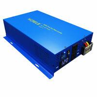 3000Watt Pure Sine Wave Power Inverter 12V/24V DC to 120V/220V/240V AC Converter