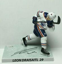 Leon Draisaitl Signed Edmonton Oilers Imports Dragon Action Figure Fanatics