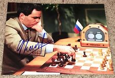 GARRY KASPAROV SIGNED AUTOGRAPH CHESS GRANDMASTER 8x10 PHOTO C w/EXACT PROOF