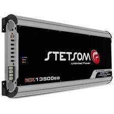 Stetsom EX13500EQ-1-Ohm Mono Amp High Power Car Audio Amplifier 14200W RMS