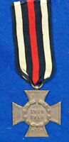 WWI 1914/1918 Germany - The Honour Cross (With Swords) (Bay Leaves) #935