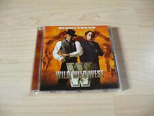 CD Soundtrack Wild Wild West - 1999 - Will Smith Enrique Iglesias Faith Evans...
