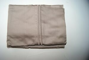 Hotel Collection 1 Standard Pillowcase - Taupe - New