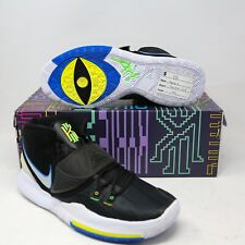 Nike Kyrie 6 Shutter Shades Black Glow in The Dark Bq4630-004 US 11 UK 10 EU 45