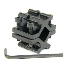 Universal Double Rail 20mm Picatinny/weaver Rail Barrel Mount Adapter for Scope
