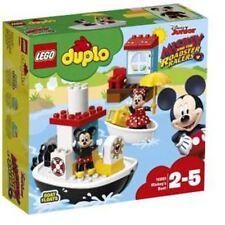 LEGO DUPLO 10881 Disney Junior Mickey's Boat~ NEW ~