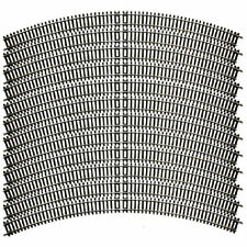 HORNBY Track R8262 Radius 4 Pack Of 12 Double Curve