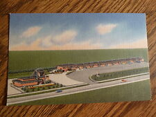 Skyline Club & Motel PHILLIPS WISCONSIN WI Vintage Linen Postcard