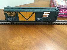 MTH Seattle North Coast 50' Double Door Box Car - Used - 20-93283