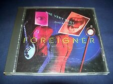 The Very Best..And Beyond - Foreigner (CD 1992) NRMT CD In Stock Ships Fast!!