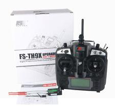 Flysky FS-TH9X Upgrade 2,4GHz 9CH Fernbedienung Sender FS-R9B Empfäng?er