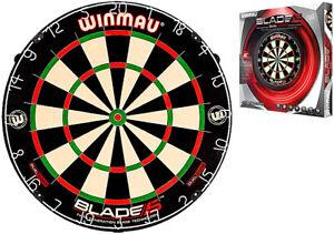 WINMAU Blade 5 Dual Core Bristle Dartboard Dartscheiben Dartscheibe Dartboards