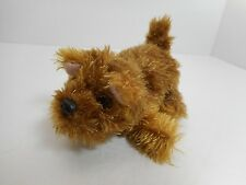 FurReal Friends Snuggimals Mini Small Brown Animated Baby Puppy Dog Fur Real
