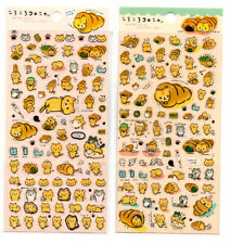 San-x CoroCoro coronya Nyanko  Sticker Sheet stickers kawaii Japan LOT