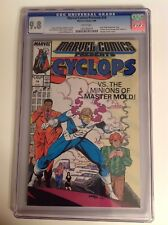 CGC 9.8 Marvel Comics Presents #19 1st Damage Control Liefeld cover White pages