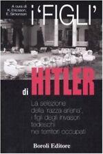 """I FIGLI DI HITLER - La selezione della """"razza ariana"""" i figli degli invasori ted"""