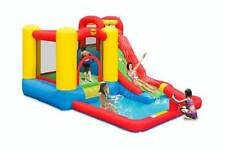 Jump & Splash  Jumping Castle and Water Slide Happy Hop 9271n