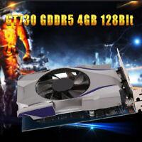 GT 730 4GB GDDR5 128Bit Graphics Card BTC Mining Video Card Express Game Card