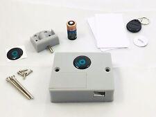 QuickSafes New RFID QuickLock for DIY Drawer Safe Radio Frequency Drawer Lock