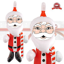 Deluxe 67cm Inflatable Santa Claus Christmas Decoration Xmas Indoor Outdoor Use
