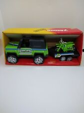 New ListingVintage 1979 Buddy L Motocross Set Bronco With 2 Motorcycles Dirt Bikes In Box