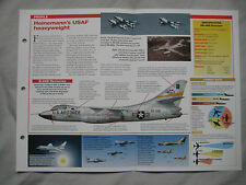 Aircraft of the World Card 114 , Group 4 - Douglas B-66 Destroyer