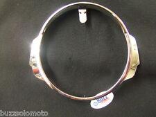 Vespa PX Disc Headlight Ring Trim Rim in Chrome