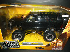 "Jada Ford Expedition High Profile Black 1/24 Discontinued ""RARE"""