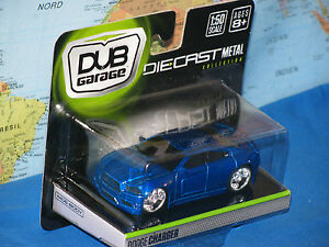 1/50 DUB GARAGE DODGE CHARGER DIECAST WIDE BODY ***BRAND NEW & RARE***