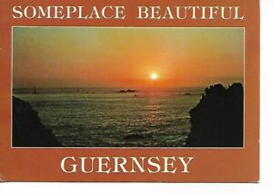 HINDE - 'SOMEPLACE BEAUTIFUL' - GUERNSEY, CHANNEL ISLANDS.