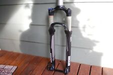 "ROCK SHOX REBA RLT 29er FORK  29"" 100mm TRAVEL 15MM Maxle, M,steer cut to 7 1/16"