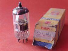 1 tube electronique PHILIPS ECC189 /vintage valve tube amplifier/NOS(85)