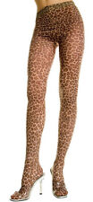 Hermoso Papel Leopardo Calzas Pantimedias animal Leg Avenue 7271
