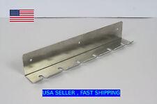 Pneumatic Air Tool 6 Gun Rack Holder 14 GA Shop Garage Wall Storage Organizer