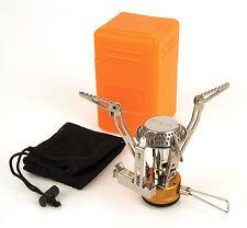Fox Cookware Cannister Stove Gaskocher Gasbrenner Kocher Brenner Campingkocher