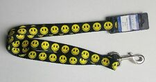 Smiley Face 6' Dog Leash From Casual Canine