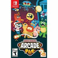Namco Museum Arcade Pac  - Switch - NEW FREE US SHIPPING