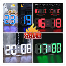 UnbrandedGeneric Digital Wall Clocks with Large Display eBay