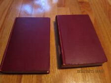 1920 THE DISCOVERY OF AMERICA John Fiske TWO (2) VOLUMES HC/ILL EX-LIBRIS