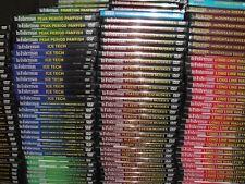 Huge 150 Lot Hunting Dog Training Fishing DVDs Books Fishing Charts ID Guide